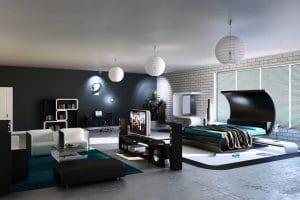 تصميمات غرف نوم حديثة 2018