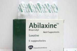 آبي لاكسين Abilaxine أقماع لعلاج الإمساك