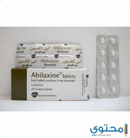 الأثار الجانبية لدواءآبي لاكسين
