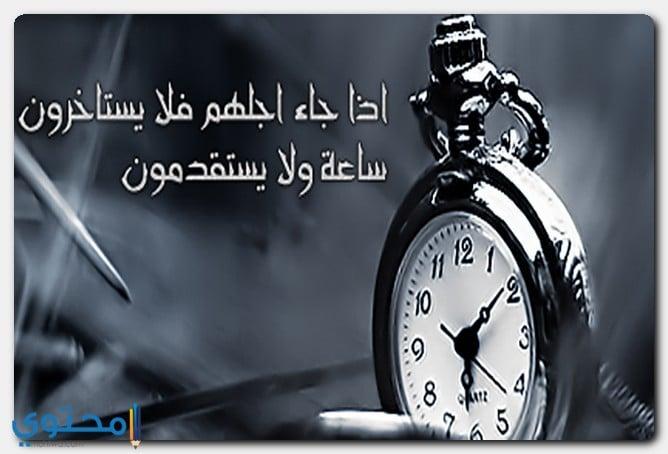 آيات قرآنية عن الموت