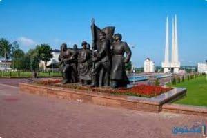 أبرز الأماكن السياحية في روسيا البيضاء
