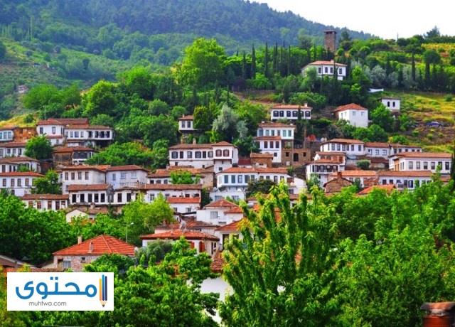 أجمل المناطق في تركيا