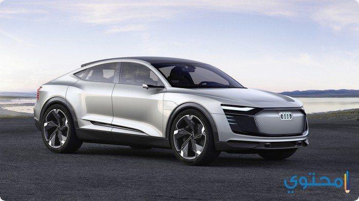 سيارة Audi e-tron