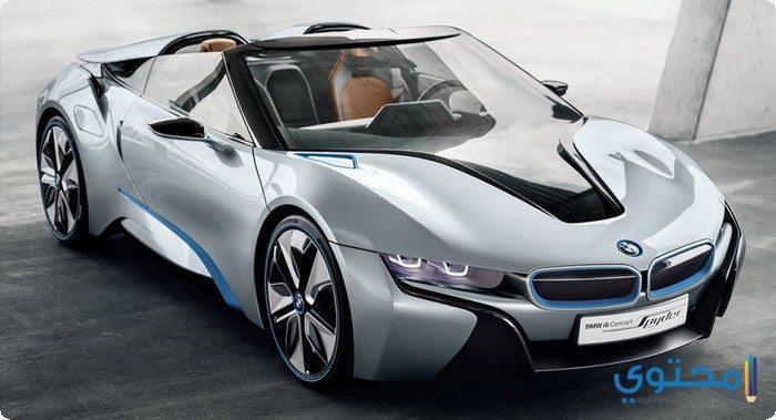 سيارة BMW i8 Roadster