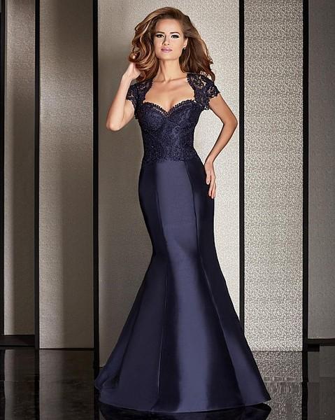 4522d295c1146 فساتين سهرة باللون الأسود اللون الأسود يُعرف بالفخامة، يمكنك إقتناء فستانك  ذو اللون الأسود المصنوع من قماش الستان الذي يعطي طلة لامعه والمُطعم بأجزاء  من ...