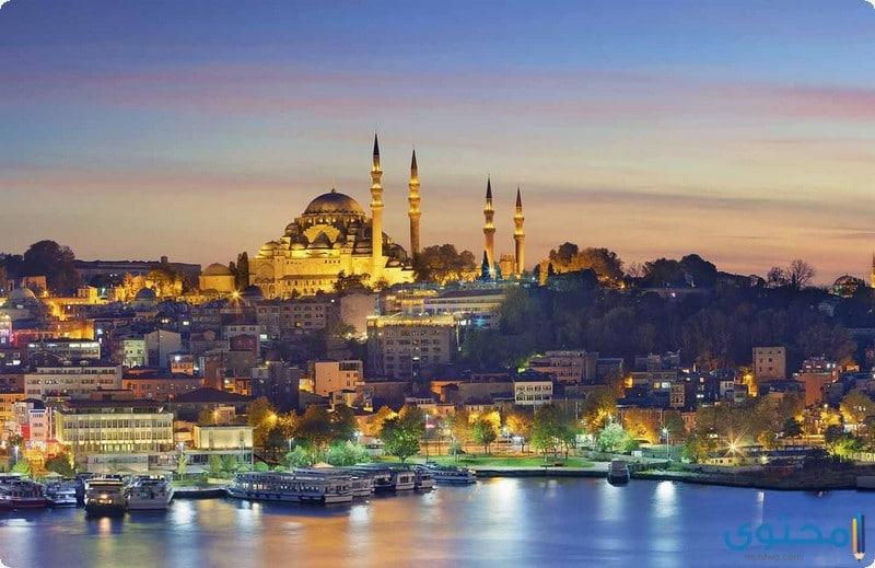 أجمل صور جزيرة الأميرات في تركيا