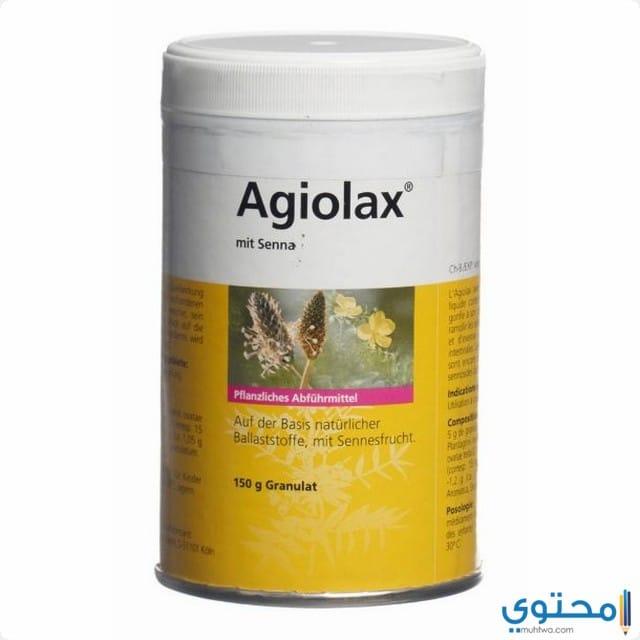 دواعي الاستعمال لدواءأجيولاكس