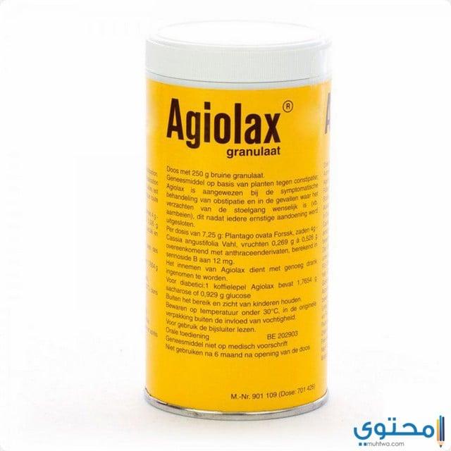 فوائد إستخدامدواءأجيولاكس