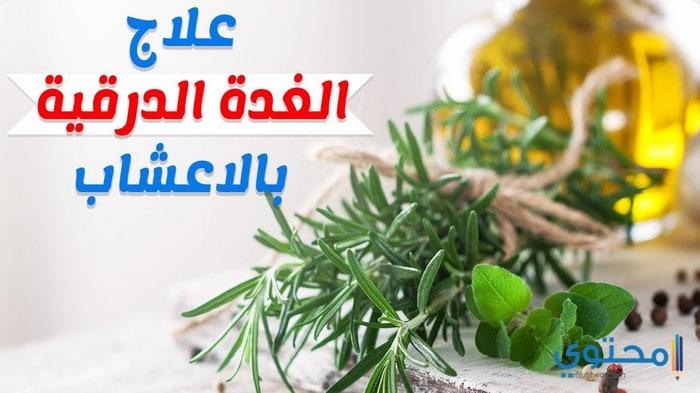علاج الغدة الدرقية بالأعشاب