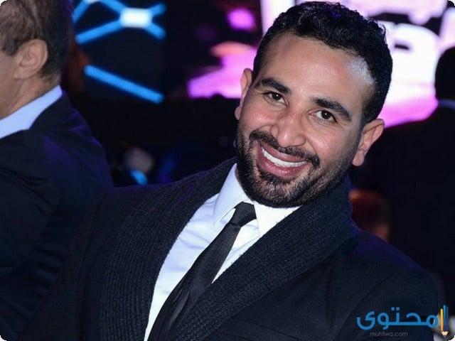 مشوار أحمد سعد الفنى