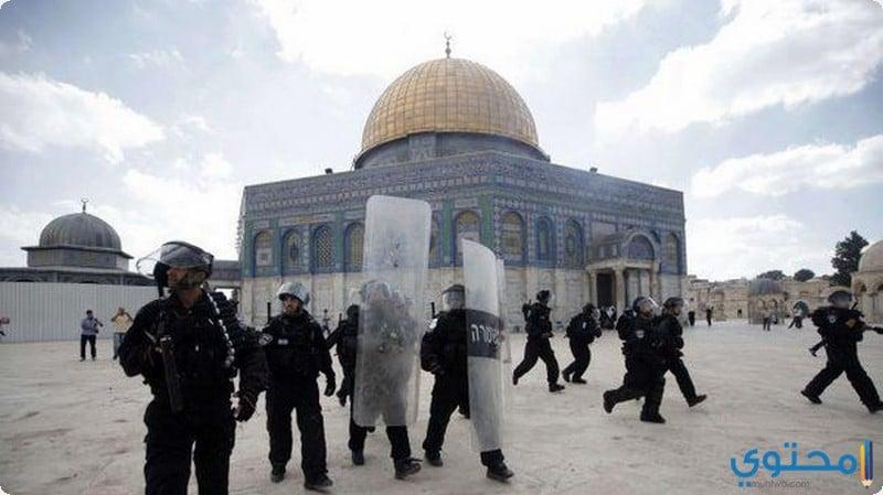 أدعية لتحرير المسجد الأقصى المحاصر