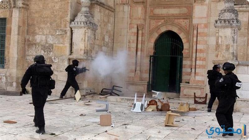 أحداث عصيبة تشهدها القدس المحتلة