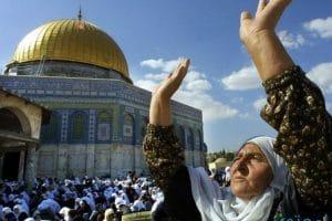أدعية تحرير القدس والمسجد الأقصى