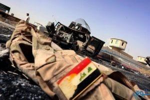 أدعية وكلمات لشهداء الجيش العراقي