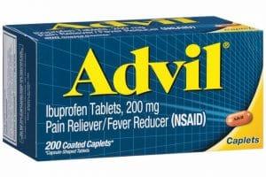 أدفيل Advil دواء مسكن للالام ومضاد للالتهابات