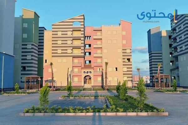 أرخص وحدات سكنية في العلمين