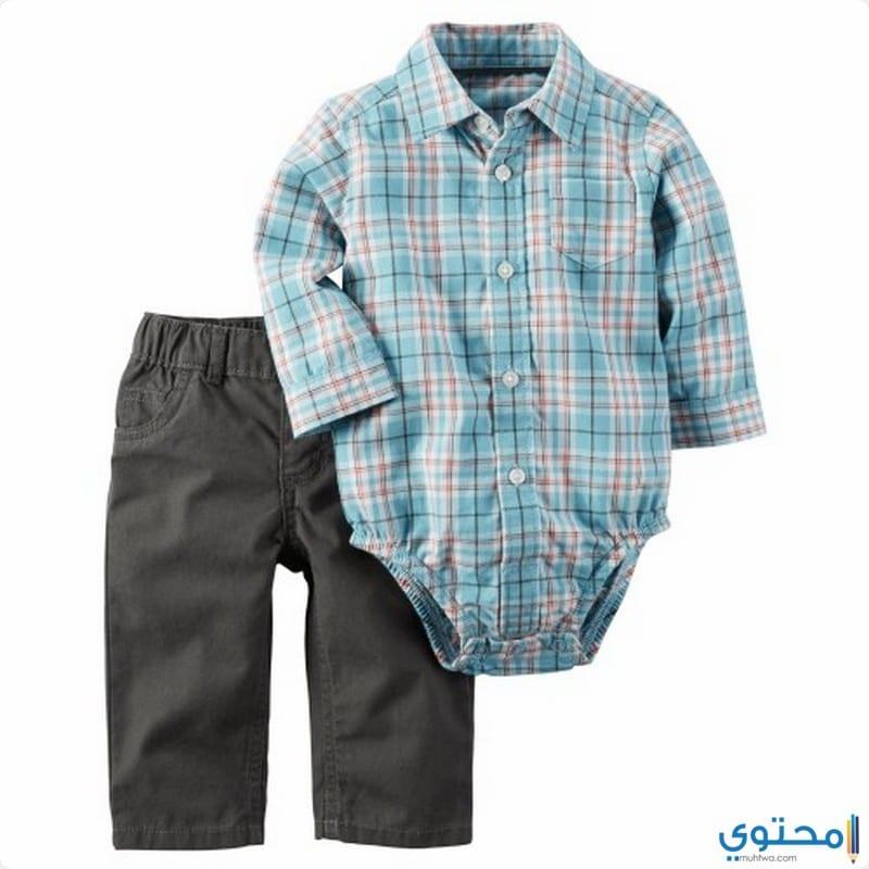 bbc0d4dacc596 ملابس فصل الخريف للاطفال الرضع 2019 - موقع محتوى