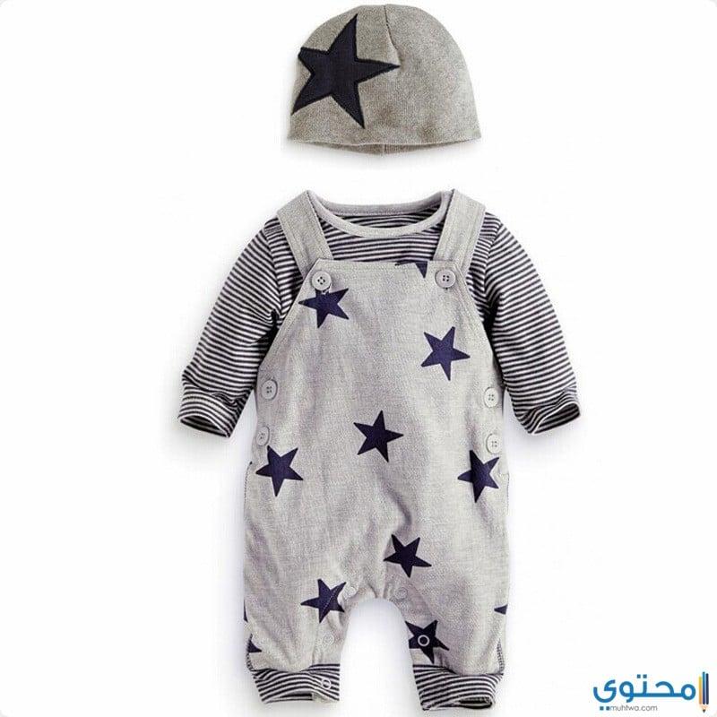 ملابس خريف للاطفال أقل من عمر سنه