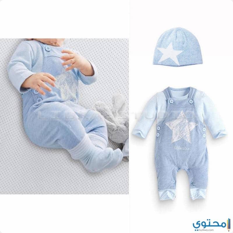ملابس خريف للاطفال اقل من عمر سنه