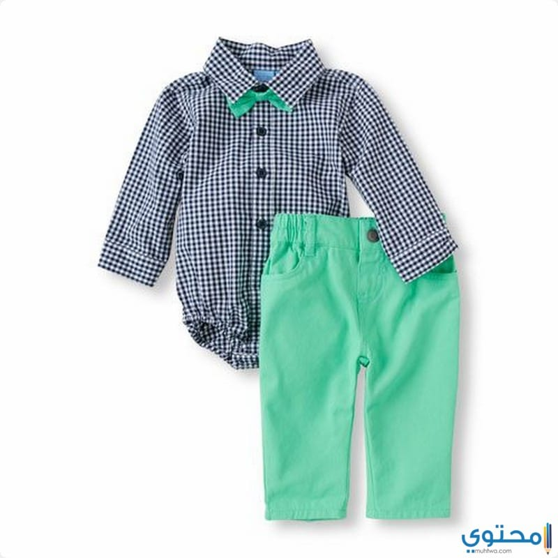 ملابس أطفال لفصل الخريف