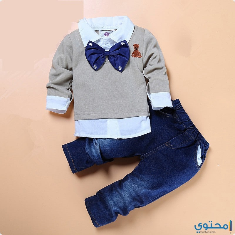 6e1d0e872 ملابس فصل الخريف للاطفال الرضع 2019 - موقع محتوى