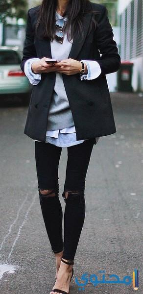أزياء شتوى