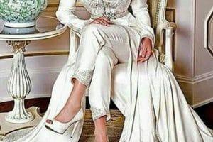 أحدث صيحات الموضة للأزياء الجزائرية 2018