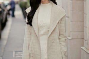 أزياء وملابس كورية 2018