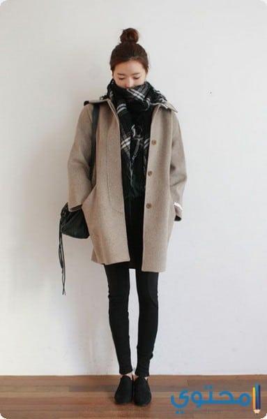 أزياء كورية حديثة