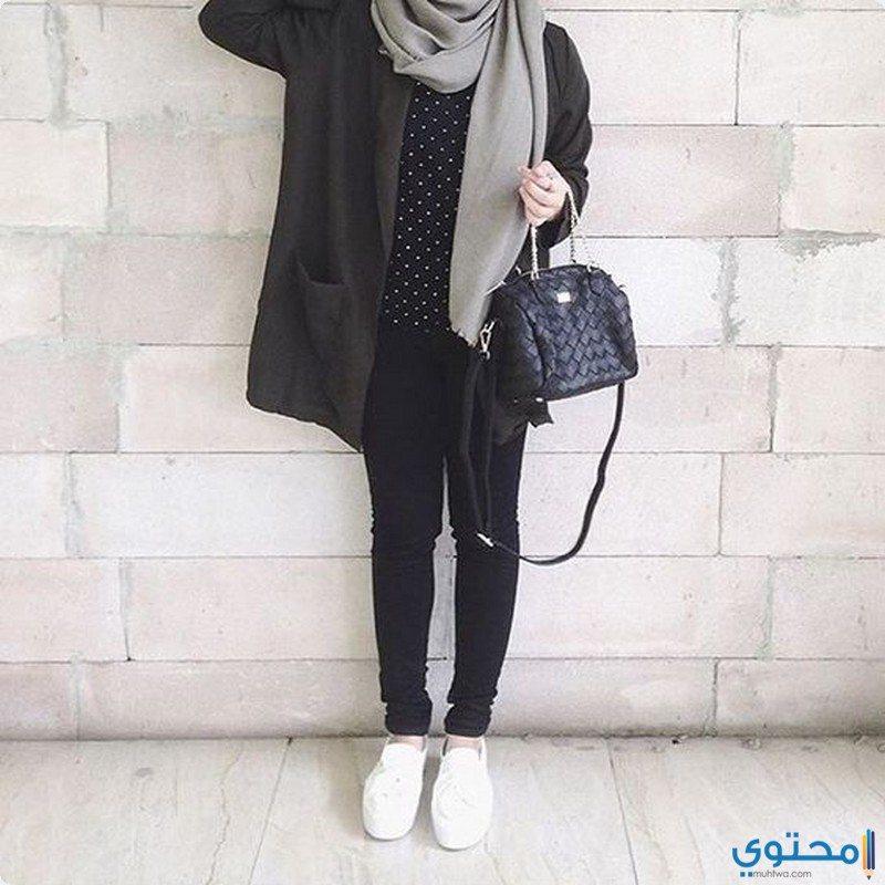 أزياء فتيات محجبات