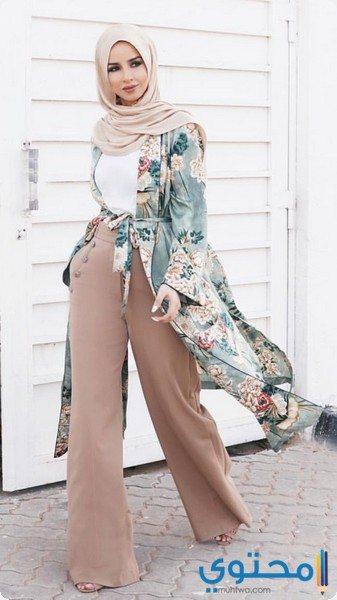 ملابس محجبات مودرن وعصرية