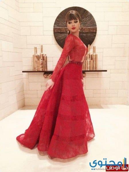 أخر صيحات الفساتين لميريام فارس