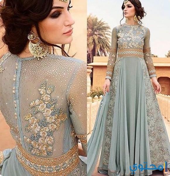 اجمل أزياء هندية عام 2021 حديثة - موقع محتوى