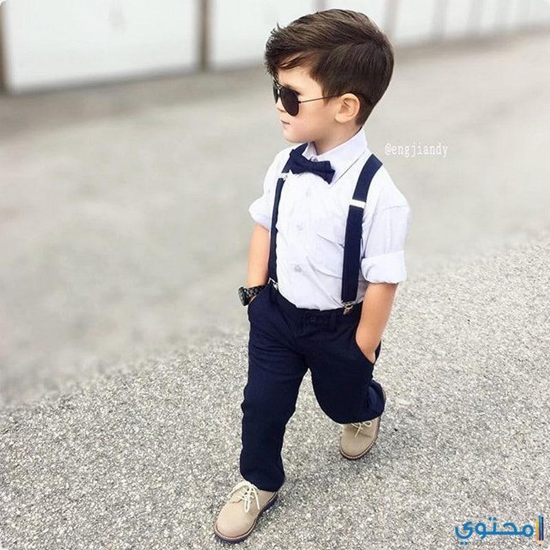 2b8241a14 موديلات ملابس أولاد للمناسبات 2019 - موقع محتوى