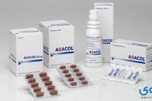 أساكول Asacol لعلاج التهابات القولون التقرحي