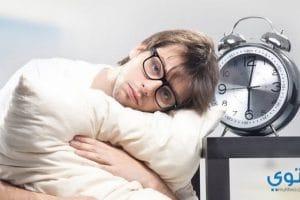 أسباب وأعراض الأرق وقلة النوم