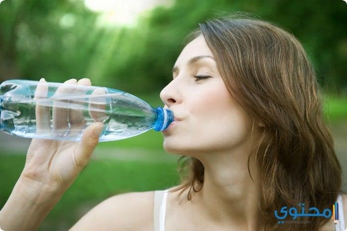 علاج جفاف الجسم من الماء