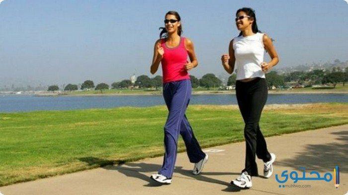 ممارسة الرياضة لحرق الدهون