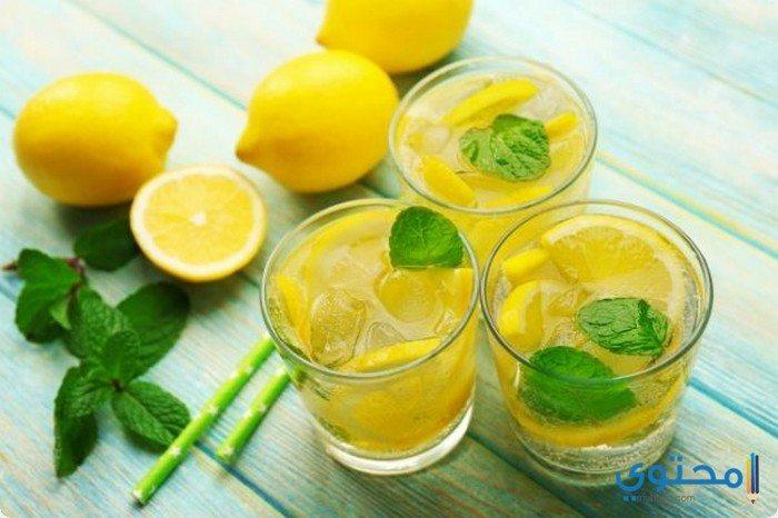 مشروبات لفقد الوزن