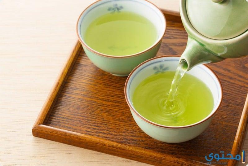 مضار تناول الشاي الأخضر