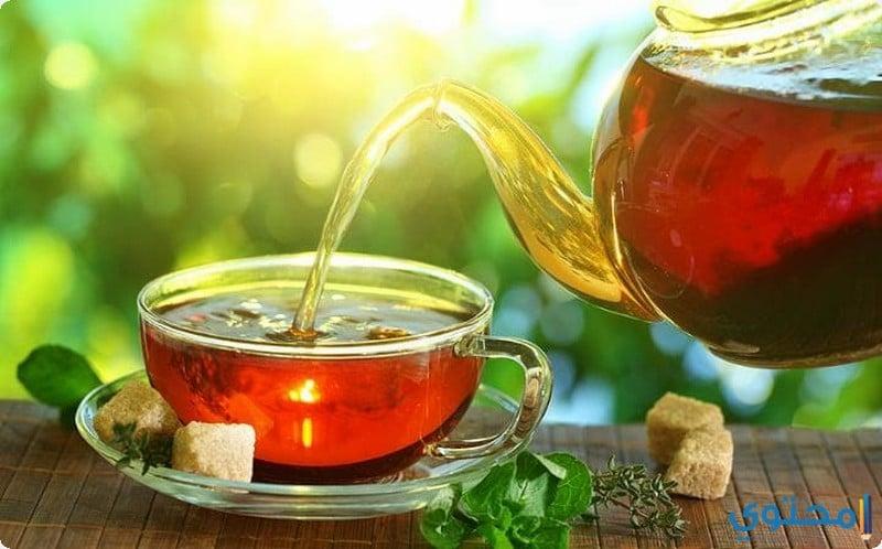 فوائد الشاي للجسم