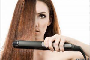 أضرار مكواة فرد الشعر والطريقة الصحيحة لاستخدامها