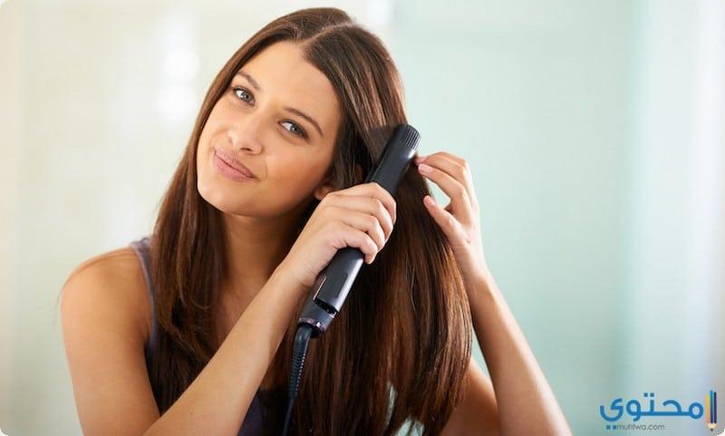 كيفية اختيار مكواة فرد الشعر