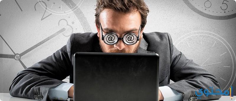 أضرار ومخاطر الإنترنت بالتفصيل - موقع محتوى
