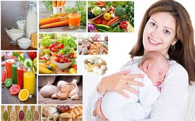 أطعمة مفيدة بعد الولادة للام - موقع محتوى