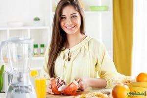 أطعمة تزيد حجم الثدي للنساء