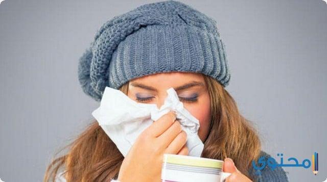 علاج البرد والإنفلونزا