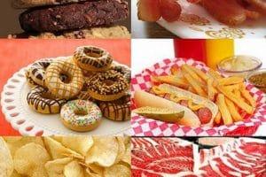أغذية تسبب الإصابة بمرض السرطان