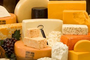 أنواع الجبن وأهميتها للصحة والجسم