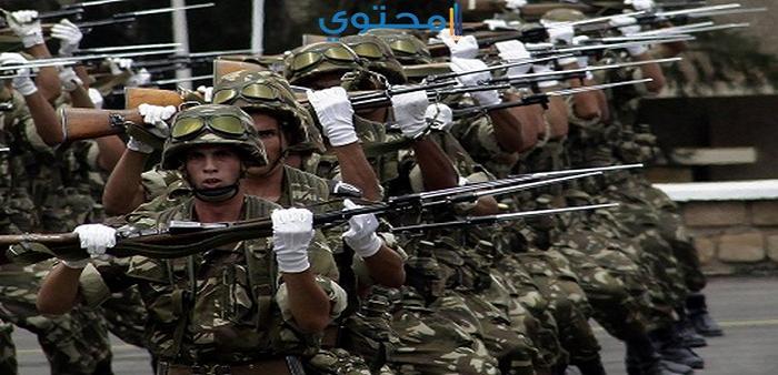 أغلفة الجيش الجزائري للفيس بوك حديثة